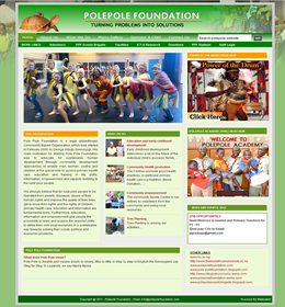 Organisation , NGO Orphanage free website template